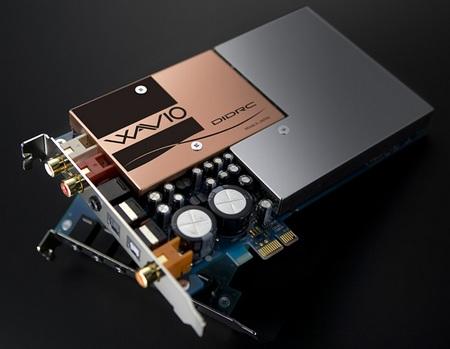Onkyo Wavio SE-300PCIE Sound Card with X-Fi Technology 2