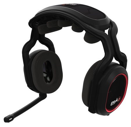 Psyko Carbon Gaming Headset