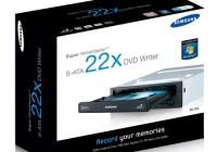Samsung SH-222AB 22x DVD Writer