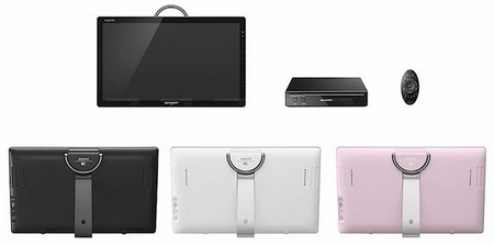 Sharp Freestyle AQUOS LC-20FE1 WiFi-capable Portable TV