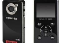 Toshiba Camileo B10 Pocket Full HD Camcorder