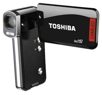 Toshiba Camileo P100 Pocket Full HD Camcorder