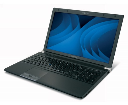 Toshiba Tecra R850 Business notebook