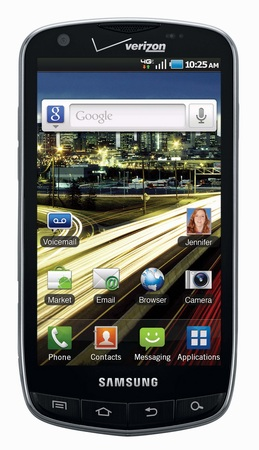 Verizon Samsung Droid Charge 4G LTE Android Smartphone