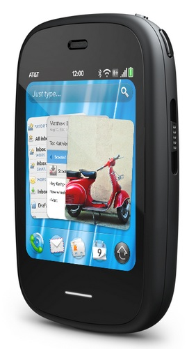 AT&T HP Veer 4G Smartphone