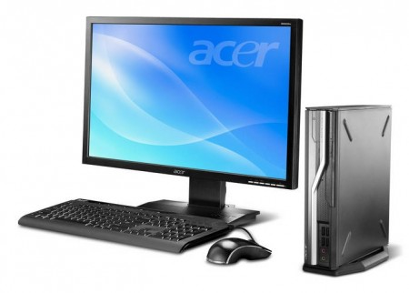 Acer Veriton L4610G and Veriton X2110 Small Form Factor PCs for Business