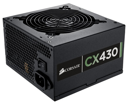 Corsair Builder Series CX430 V2 power supply unit