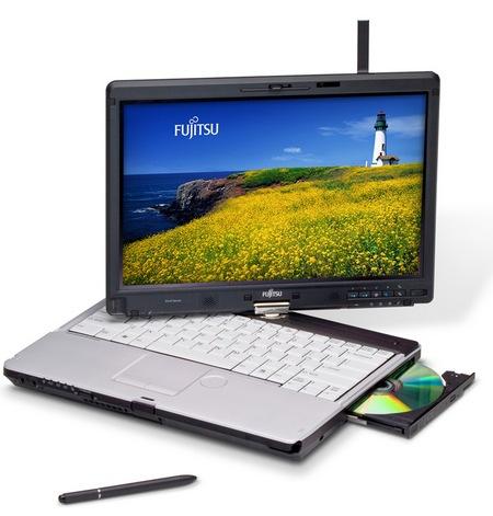 Fujitsu Lifebook T901 Sandy Bridge Tablet PC | iTech News Net