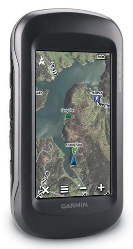 Garmin Montana 650t Rugged Handheld GPS Device with 5MPix Camera 1