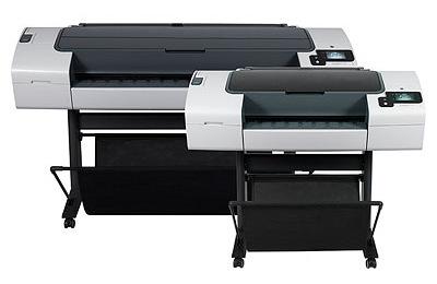 HP Designjet T790 Large-Format ePrinters for Design Professionals