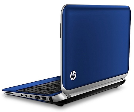 HP Mini 210 Netbook gets Redesigned 4
