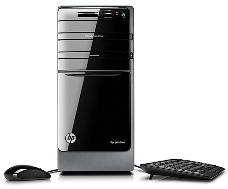 HP Pavilion p7 Desktop PC