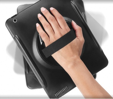 HandStand2 iPad 2 Case with Hand Strap