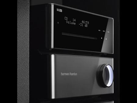 Harman Kardon MAS 102 Space-saving Music System