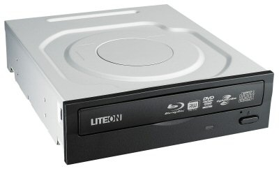 Lite-On iHES212 12x Blu-ray Combo Drive for HTPCs