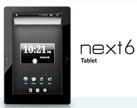Nextbook Next6 Android Tablet 2