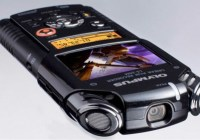 Olympus LS-20M HD Video Recording Audio Recorder Combo