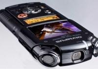 Olympus LS-20M HD Video Recording Audio Recorder Combo