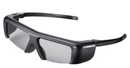 Samsung's 3D Glasses