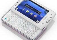 Sony Ericsson Xperia mini pro Android Smartphone