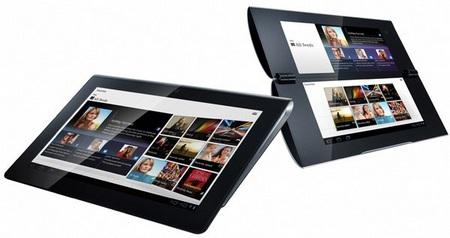 Sony S1 and S2 Android 3.0 Tablets Revealed
