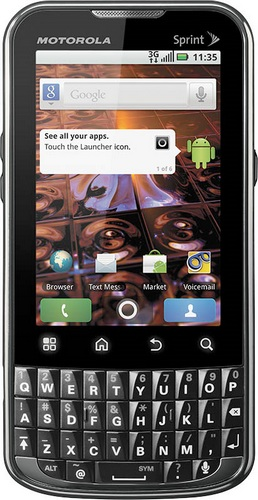 Sprint Motorola XPRT QWERTY Android Smartphone