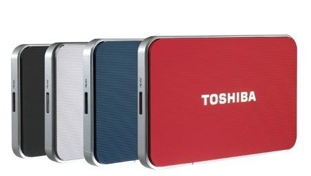 Toshiba STOR.E EDITION USB 3.0 Hard Drive 1