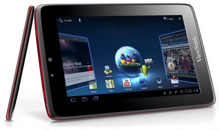ViewSonic ViewPad 7x 7-inch Android 3.0 Tablet with HSPA+
