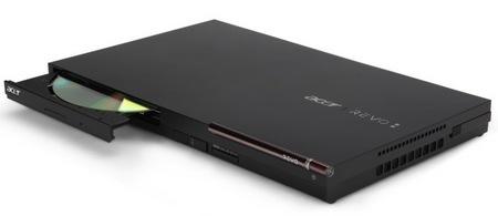 Acer Revo RL100 Media Center optical drive
