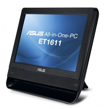 Asus Eee Top ET1611PUT All-in-one PC