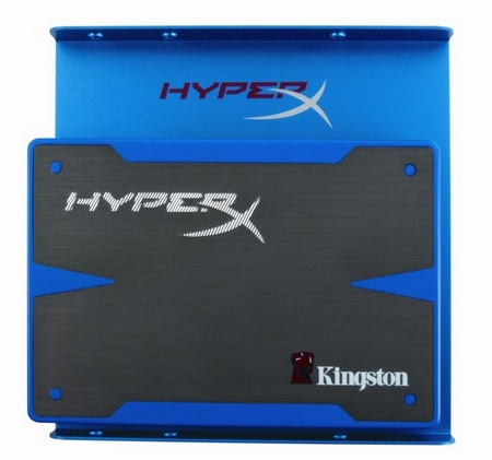 Kingston HyperX SSD based on SandForce Controller 1