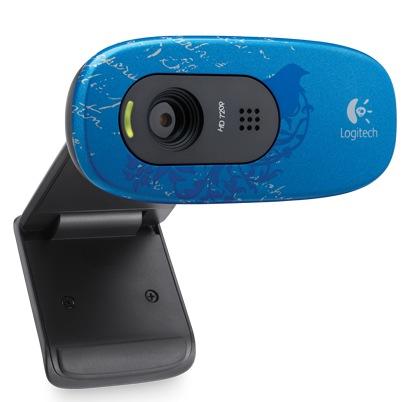 Logitech Color Collection HD Webcam C270
