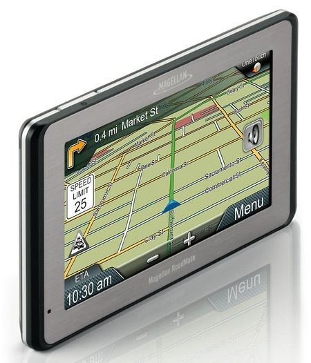 Magellan RoadMate 5175T-LM GPS Navigation Device with WiFi 2