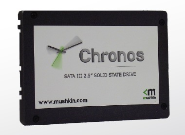 Mushkin Chronos and Chronos Deluxe SSDs with SandForce SF-2281 SSD Processor
