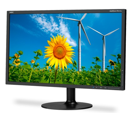 NEC MultiSync EX231Wp Slim LCD Display