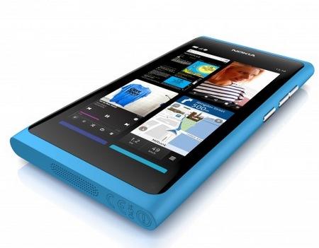 Nokia N9 MeeGo Smartphone 1