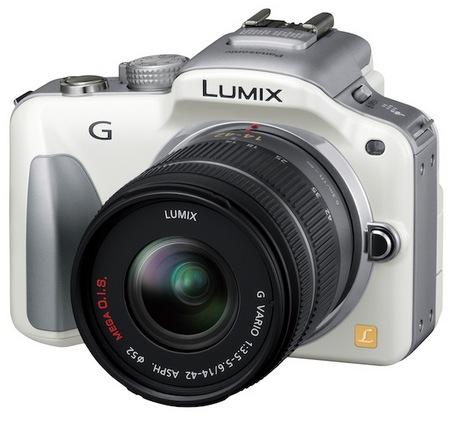 Panasonic LUMIX DMC-G3 Micro Four Thirds Camera angle