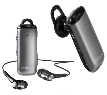 Samsung HM3700 Bluetooth dual headset