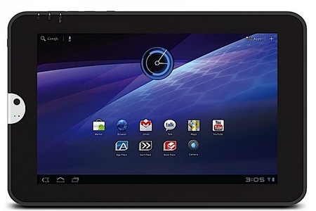 Toshiba Thrive Android 3.0 Tablet 2