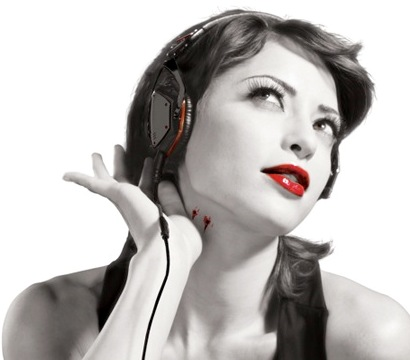V-MODA for True Blood Earbuds and Headphones