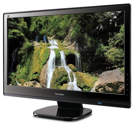 ViewSonic VX2753mh-LED Slim LED-backlit monitor