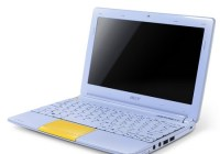 Acer Aspire One Happy 2 Color-Inspired Netbooks Banana Cream