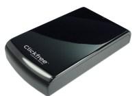 Clickfree C6 Easy Imaging Desktop Total Computer Backup Drive