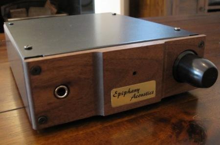 Epiphany Acoustics EHP-1 Headphone Amplifier