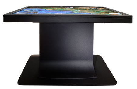 Ideum MT55 Platform Multitouch Table 1