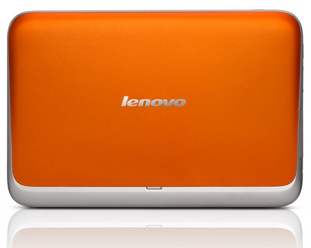 Lenovo IdeaPad Tablet P1 Windows 7 Tablet PC back
