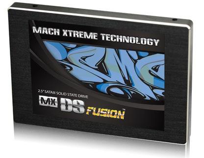 Mach Xtreme MX-DS FUSION Series SATA III SSDs