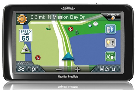 Magellan Roadmate Pro 9165T GPS Navigation Device for RVers 1