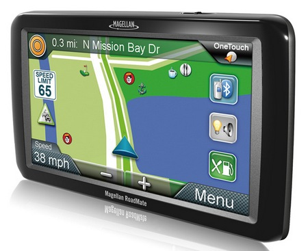 Magellan Roadmate Pro 9165T GPS Navigation Device for RVers
