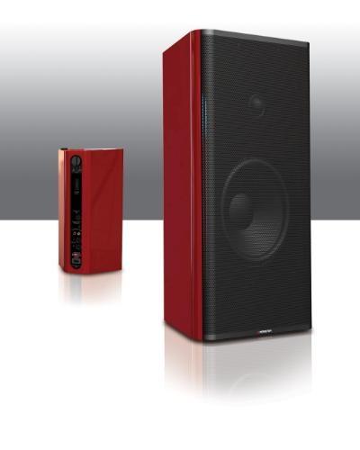 Monster ClarityHD Model One HD Multimedia Speaker Monitor